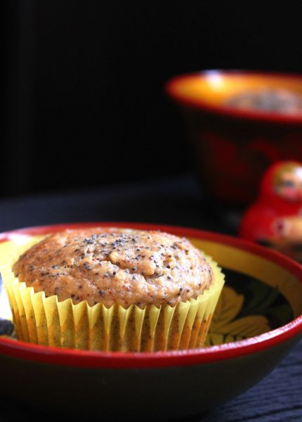 muffins russes
