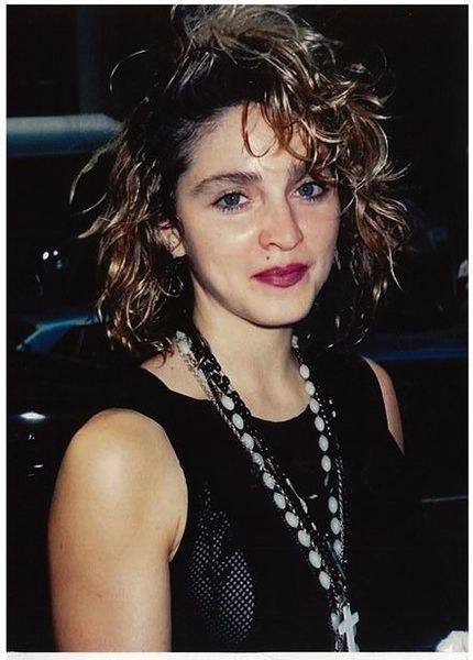 New Music Seminar 1984 - Madonna