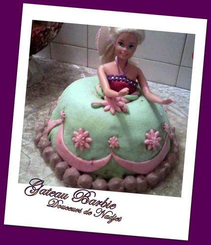 Gateau-de-Barbie r