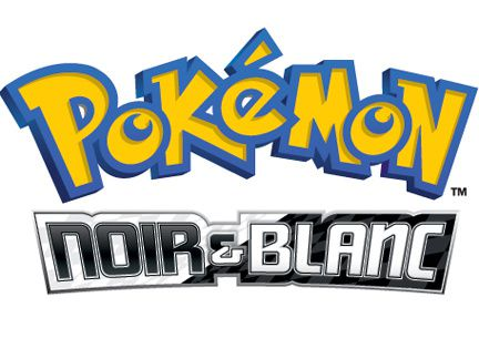 Pokemon Noir et Blanc logo
