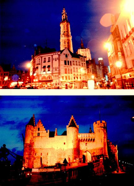 Anvers Le Steen210