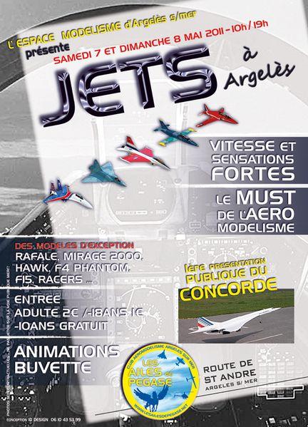 JETS A ARGELES 7 ET 8 MAI 2011