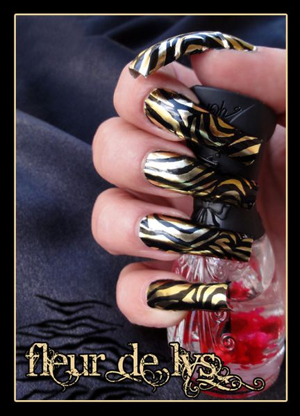 Patchs pour ongles