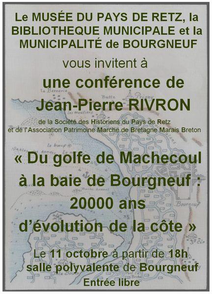Conférence RIVRON