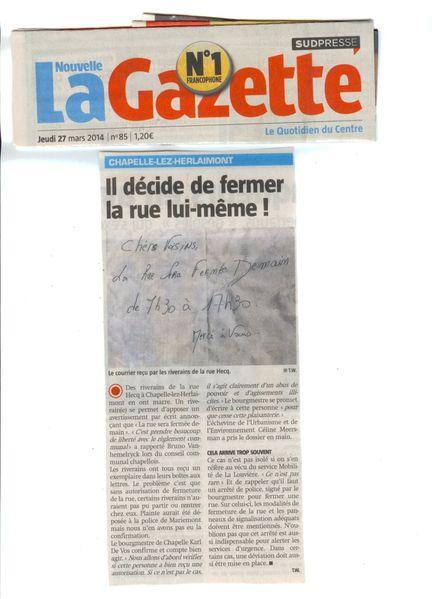 nouvelle-gazette centre 20140327 chapelle-lez-herlaimont il