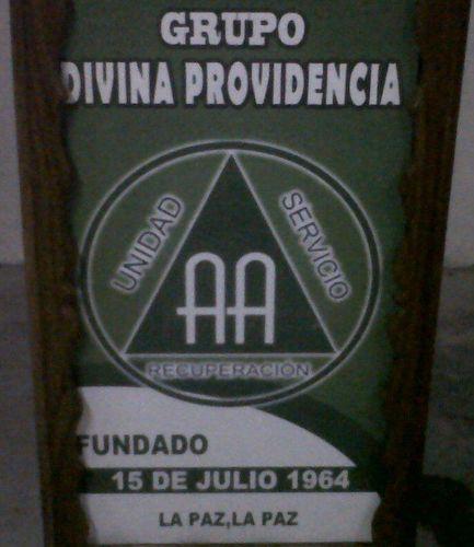HONDURAS 46a la paz grupo divina providencia
