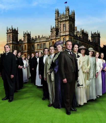 Downton Abbey visuel
