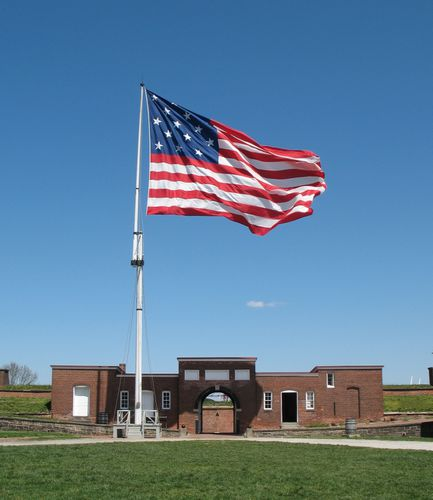 Baltimore Fort McHenry 2