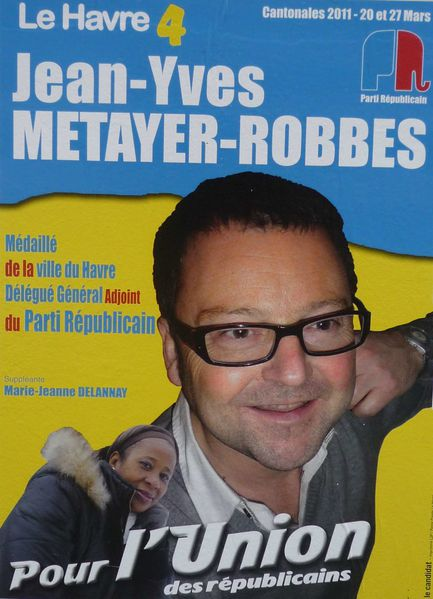 Le Havre Canton 4 Jean-Yves Metayer-Robbes