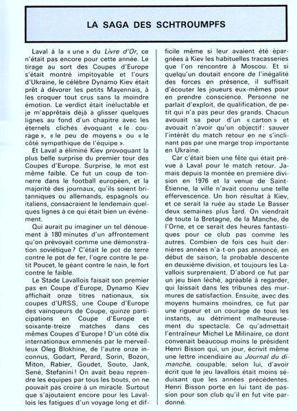 Article n 1 Livre d-or 1984