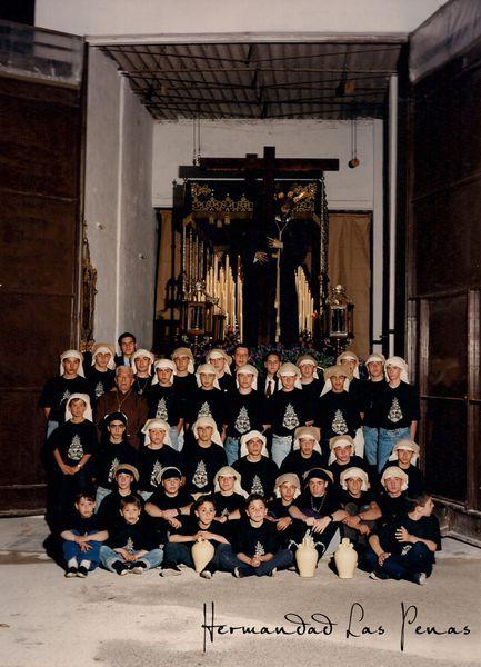 1º Salida Cristo 1995 6