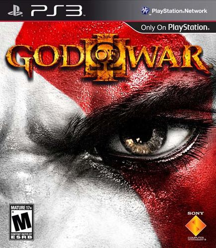 God of War 3 GOW3Cover