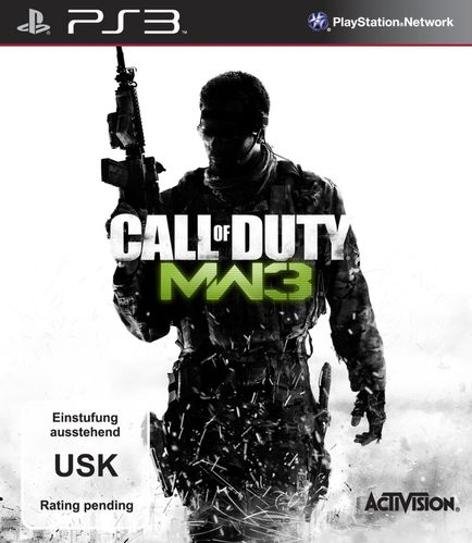modern warfare 3 ps3 cover