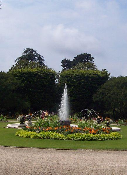 Bayonne le jardin publique le blog d 39 amatxi for Jardin publiques