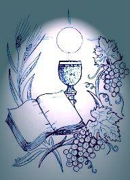 Calice, Hostie et livre.... md