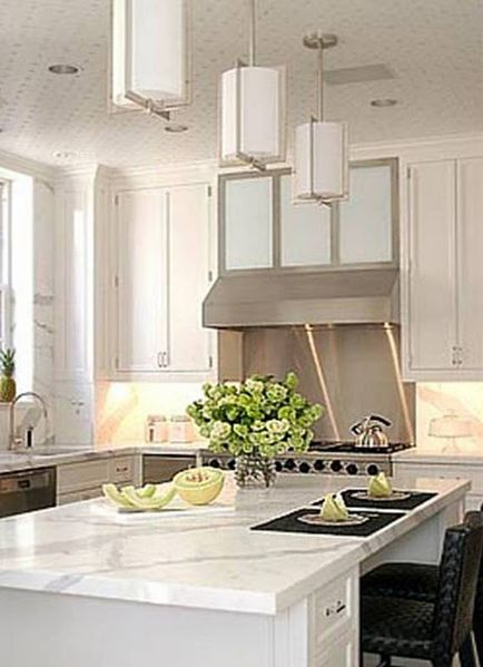 peter pennoyer architect white kitchen modern marble carrar