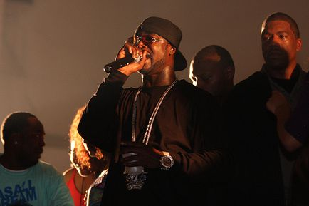 youngbuck show