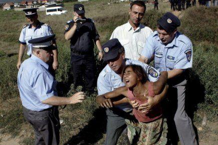 Les droits des Roms d'Europe