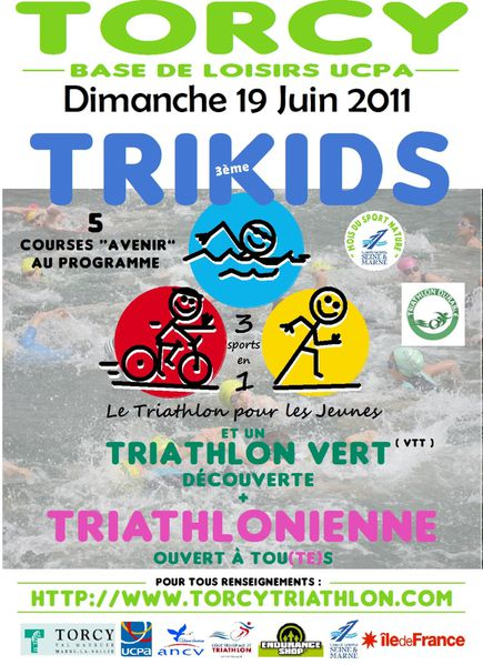 l'affiche sponsors 2011 + endurance+ triathlon durable + mo