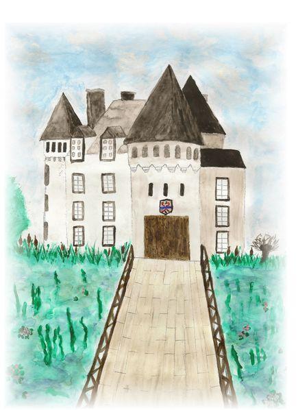 chateau du Romelaere