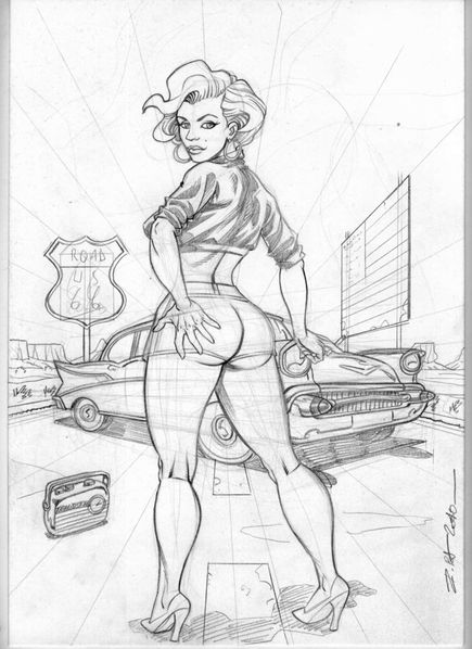cigarettegirl7pencil