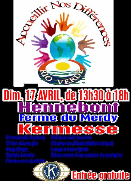 Accueillir nos diff rences kermesse le 17 avril 2011 - Jouer au 12 coups de midi gratuitement ...