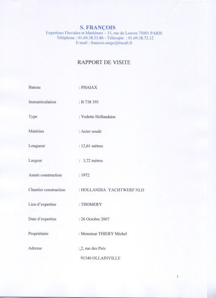 rapport d-expertise page 1