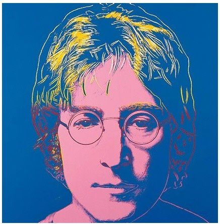 johnlennonandywarhol