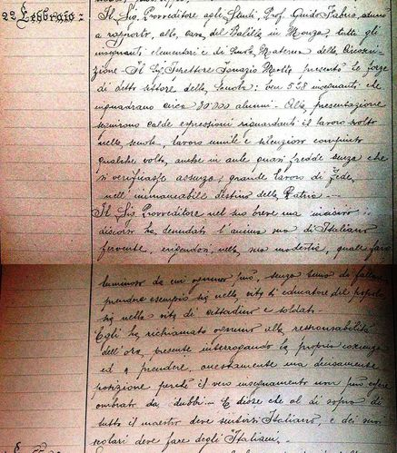 25 febb 1944 pagina