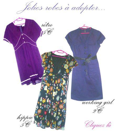 robes ebay