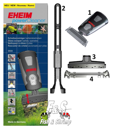 Cleaning & Maintenance Eheim Power Cleaner Fish & Aquariums