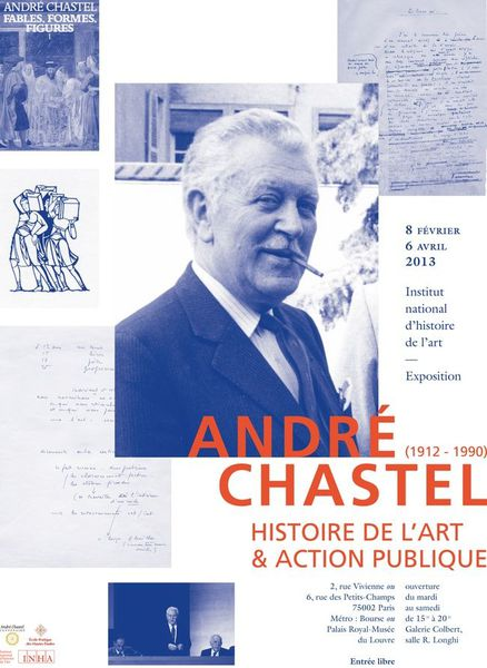 Exposition Chastel