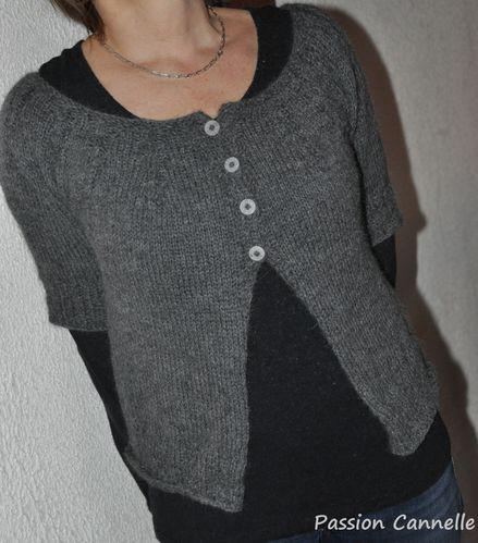 Gilet Sylvie 2