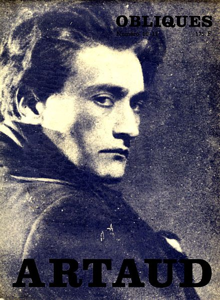 Photos d'Antonin ARTAUD