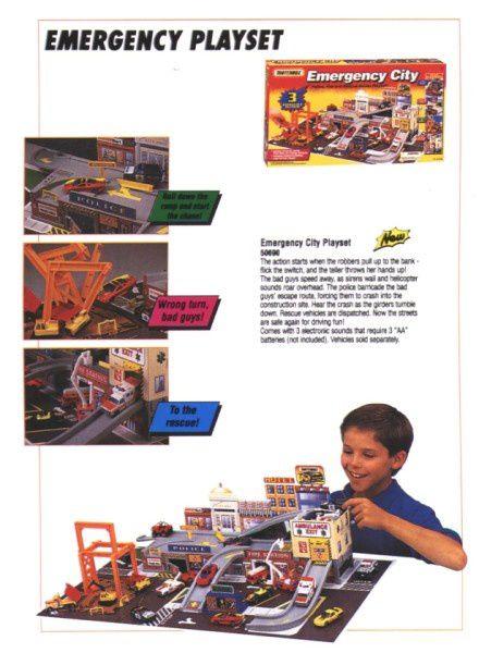 catalogue matchbox 1995-96 l15