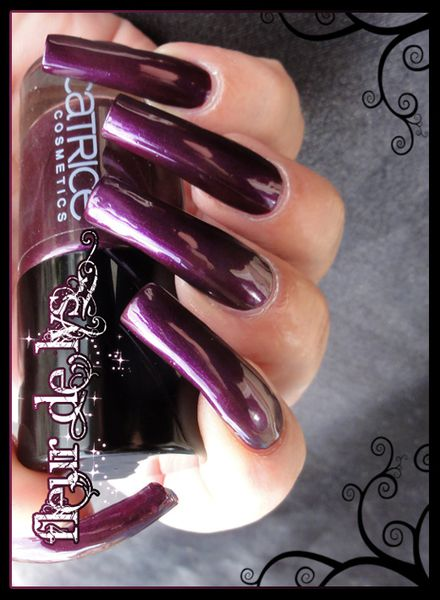 Catrice Poison me poison you (swatch)