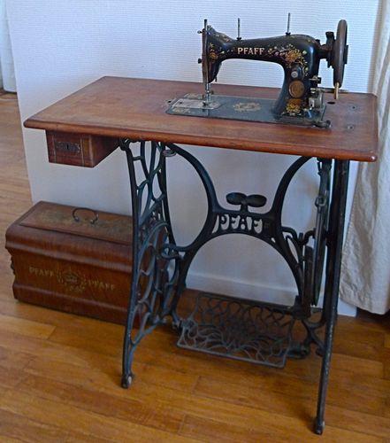 pfaff vintage fonte p dale celle de sarah n les trucs de f e clobouclett 39. Black Bedroom Furniture Sets. Home Design Ideas