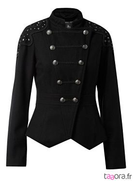0910071 promo dorothy perkins veste officier-copie-1