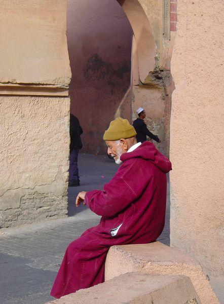 Marrakech médina 1