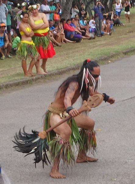 Nuku Hiva défilé 2