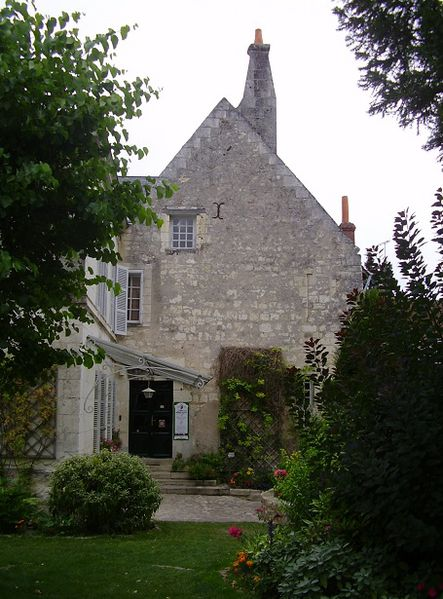 2139 Emmanuel Lansyer House, Loches