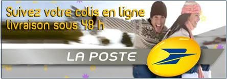 Courrier Suivie La Poste