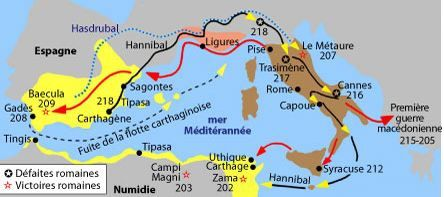 punic war punique guerre