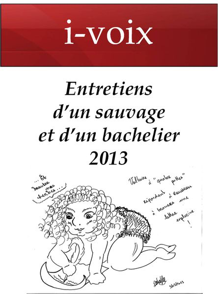 Entretiens Sauvage Bachelier
