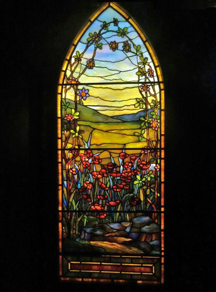 Chicago Stained Glass Museum 1