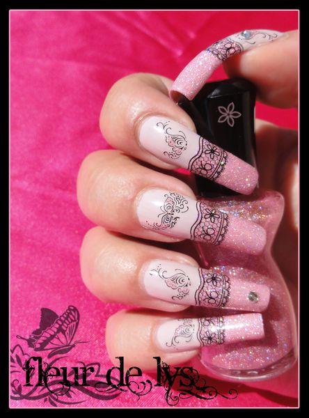 Nail Art So sweet