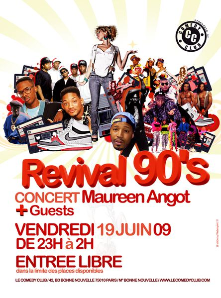Mo 90's Revival visuel vertical