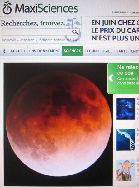 091 Maxisciences Eclipse Lune 15-06-11