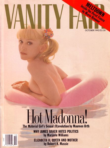 Vanity Fair - Cover