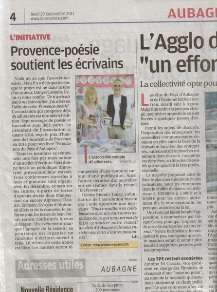 La prov article